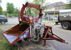 Holmer. Рубильная машина барабанного типа BGU Maschinen HH520/30Z (2010г. )