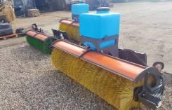 Новая дорожная щетка на трактор МТЗ от производителя в наличии