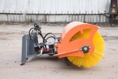 Новая дорожная щетка на трактор МТЗ в наличии