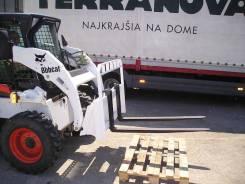 Новые грузовые вилы на мини погрузчик по ценам от производителя
