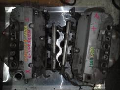 Продаю ГБЦ J25A(с форсунками и рейкой). Honda Inspire