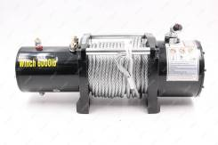 Лебедка (d7,2мм, 24м) 3T 6000 ELECTRIC WINCH