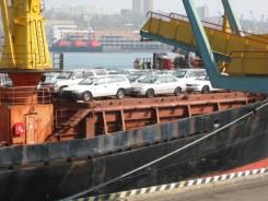 Доставка автомобиля морем на Сахалин .