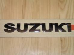 Эмблема багажника. Suzuki: Wagon R Solio, APV, Escudo, Splash, Wagon R Wide, Swift, Wagon R Plus, Kei, Vitara, Grand Vitara J20A, J24B, M16A, N32A, K1...