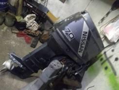 Подвесной мотор Nissan 70