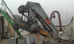 Крановая установка КМУ Кран манипулятор hiab 180 гп 6 тонн
