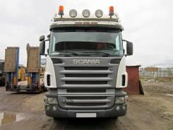 Scania. Фургон термос 380 6x2 80 т. км