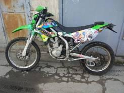 Kawasaki KLX 250S, 2010