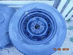 "Goodyear ice navi neo 215/65/15. 6.0x15"" 5x114.30 ET7 ЦО 66,1мм."