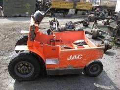 Продам электрокару JAC по запчастям .