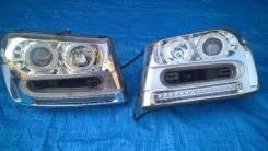 Фара. Chevrolet TrailBlazer, GMT360 Двигатели: GMT360, LL8