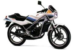 Рама suzuki rg50