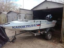 Лодка фаворит-350