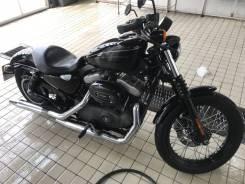 Harley-Davidson Sportster 1200 Nightster XL1200N, 2010