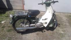 Yamaha Mate 90, 1999