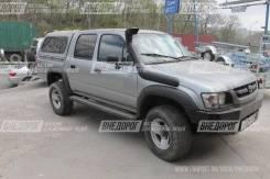 Шноркель. Toyota Hilux, LN165, LN167, LN172, RZN147, RZN152, RZN167, RZN169, RZN174 Toyota Hilux Pick Up, RZN152H, RZN169, RZN174, LN167, RZN152, RZN1...