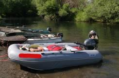 Продам надувную лодку Ротан 420