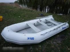 Adventure М-400 лодка ПВХ