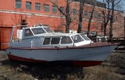 Служебно-разъездной катер «Аист» проект 13982