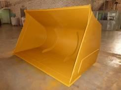 Новый ковш для легких материалов на фронтальный погрузчик амкадор