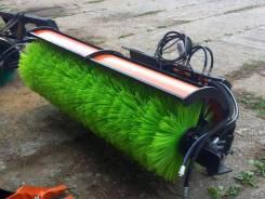 Новая поворотная щетка на трактор МТЗ от производителя санкт-петербург