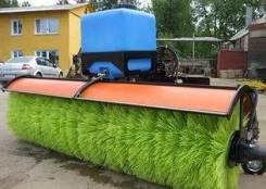 Новая дорожная щетка на трактор мтз от производителя санкт-петербург