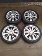 Комплект колес Weds Leonis R 17+ резина 215/45
