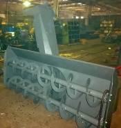 Новый снегоочиститель на трактор мтз в наличии в москве