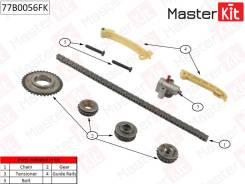 Комплект цепи ГРМ SAAB 9000, 9-3, 9-5 MasterKit (Италия)