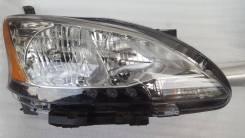 Фара. Nissan Bluebird Sylphy Nissan Sentra, B17