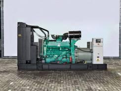Дизельный генератор Cummins 1100, 1100 kVA, из Европы