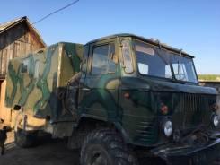 ГАЗ 66. Продам , 2 500куб. см., 3 000кг., 4x4