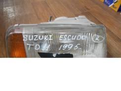 Фара. Suzuki Escudo, TD11W Двигатель H20A