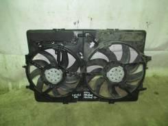 Диффузор в сборе с вентилятором Audi Q5 2008>; Macan 2013>