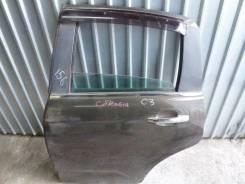 Дверь задняя левая Citroen C3 08-12