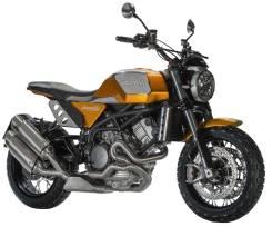 Moto Morini, 2018