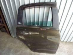 Дверь задняя правая Citroen C3 08-12