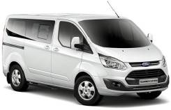 Ford Transit Shuttle Bus. Ford Custom BUS M1 LRF 300S Trend 2.2TD125 T4 M6 FWD SWB 8+1, 8 мест, В кредит, лизинг
