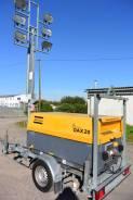 Atlas Copco QAX 20 Передвижной генератор, автономное освещение