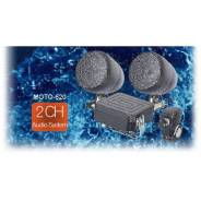 "Акустика для квадроцикла Sound Marine MOTO 2"" 2-полосная MOTO-620B"