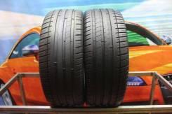 Michelin Pilot Sport 3. летние, 2014 год, б/у, износ 30%