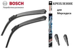 Стеклоочиститель Aeortwin 600mm/475mm ком/кт Bosch ,3397014204