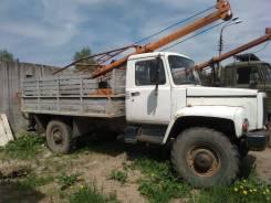 Ямобур на базе ГАЗ 53, 2002