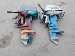 Два лодочных мотора Нептун-23
