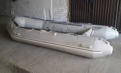 "Лодка ПВХ с 4х тактным мотором 9.9"""