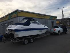 Продам катер Aqualine 2004 ( 100 м/ч )