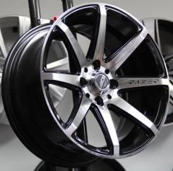 Новые диски R15 4/100 Raxer