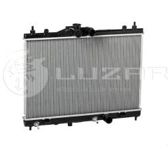 Радиатор двигателя Nissan Tiida 04- / Wingroad Y12 / AD Y12 / JUKE 1.6