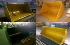 Новый ковш для легких материалов на фронтальный погрузчик XCMG