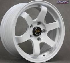 """RAYS Volk Racing TE37. 7.0x15"""", 5x114.30, ET30, ЦО 73,1мм."""